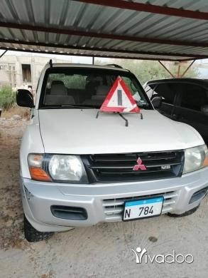 Mitsubishi in Dahr el-Ain - Montero 2001
