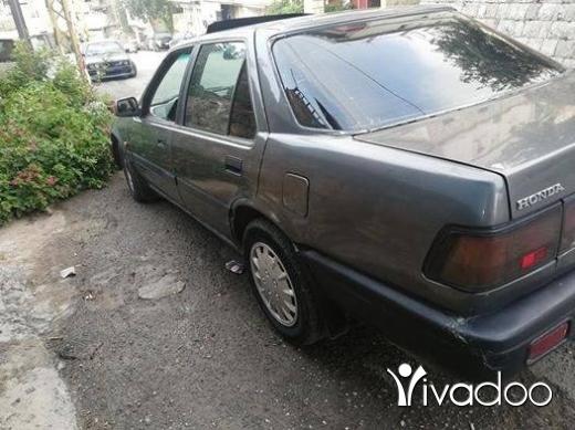 Honda in Tripoli - Accord