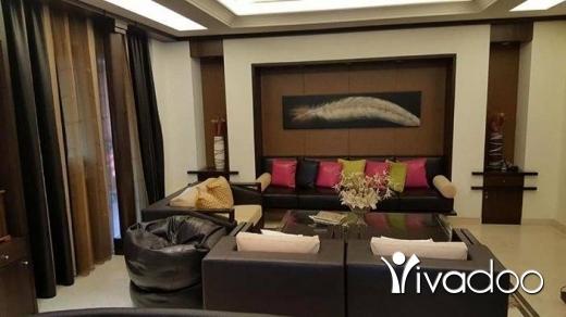 Apartments in Beirut City - للبيع شقة ٤٠٠ م في الروشة فخمة جدا في بناء فخم مفروشة بالكامل سوبر دولكس تل 81894144
