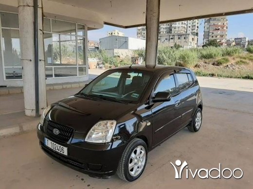 Kia in Tripoli - Kiya picanto model 2007