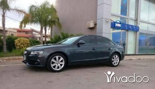 Audi in Beirut City - Audi_A4_2009