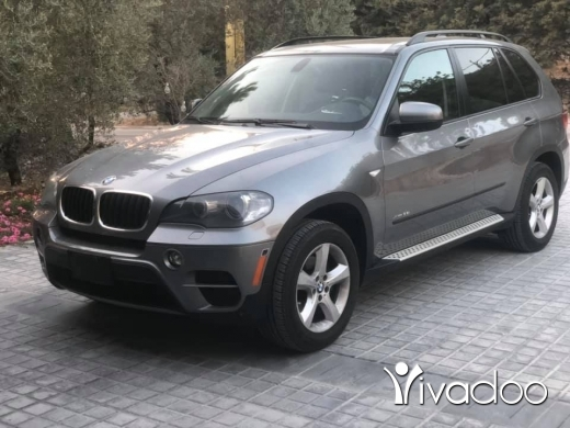 BMW in Tripoli - BMW X5 2011