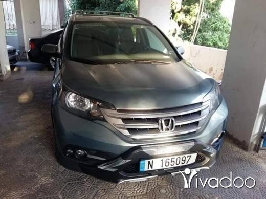 Honda in Beirut City - Crv 2012