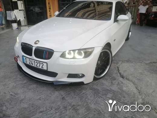 BMW in Beirut City - BMW E93 335 2007 white