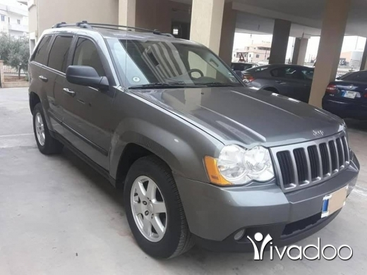 Jeep in Beirut City - Grand Cherokee v6 2008