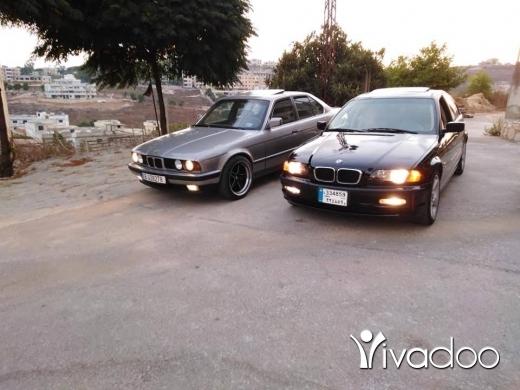 BMW in Nabatyeh - E46 325 E34 525ia