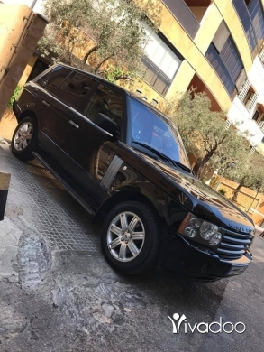 Land Rover in Beirut City - Range rover 2006