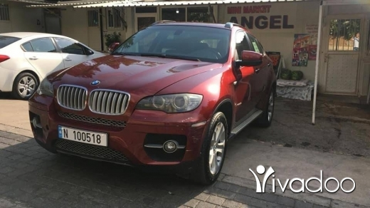 BMW in Beirut City - X6 2009