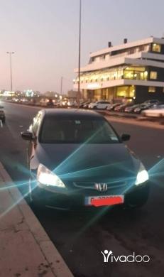 Honda in Port of Beirut - honda accord