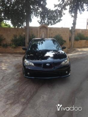 Subaru in Beirut City - Subaru Impreza 2006