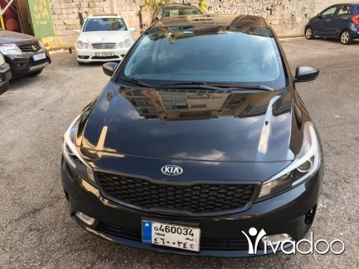 Kia in Beirut City - Kia cerato 2017