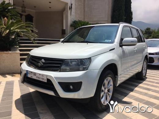 Suzuki in Port of Beirut - Suzuki grand vitara year 2013