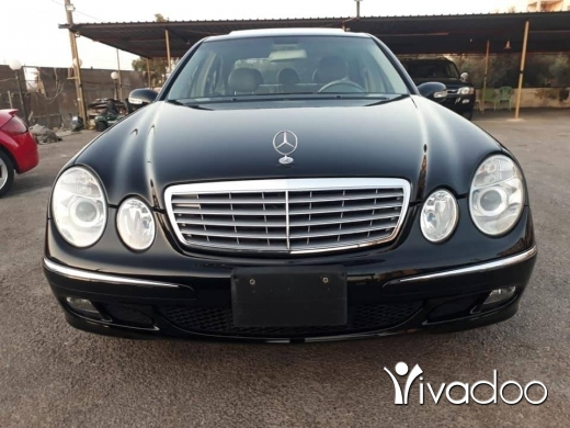 Mercedes-Benz in Beirut City - Mercedes-benz E320 for sale