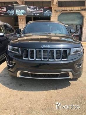 Jeep in Chtaura - Cherokee 2014 4x4 Look SRT8 Original