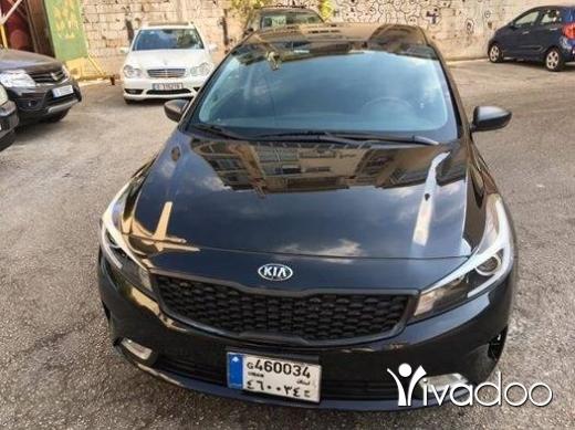 Kia in Beirut City - Kia cerato 2017