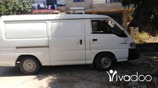 Vans in Tripoli - فان براد خارقة