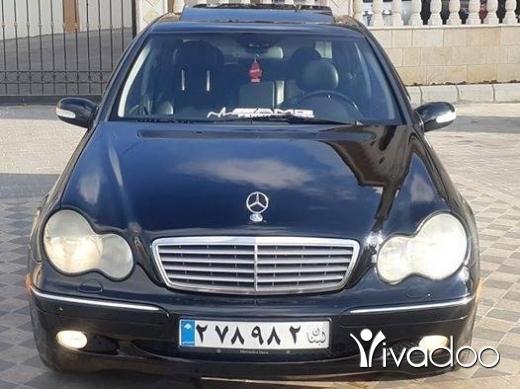 Mercedes-Benz in Saida - Marcedes C 240