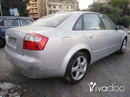 Audi in Tripoli - audi a4