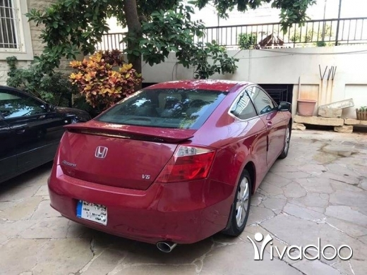 Honda in Beirut City - Honda Accord Coupe