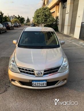 Nissan in Hazmieh - Nissan Tiida