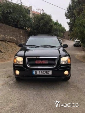 CMC in Aramoun - Gmc envoy slt full very clean low mileage mecanik paid 4wd full zaweyed jeled fatha 71/561000