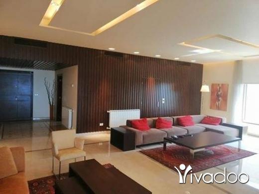 Apartments in Beirut City - للبيع شقة العمر ٤٠٠ م مع تراس طابق ٣ فخمة جدا في الرابية بسعر مغري نقدا تل 81894144