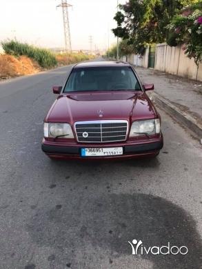 Mercedes-Benz in Dahr el-Ain - mercedes E