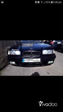 BMW in Chiyah - Bmw 325 sport beb wa7ad