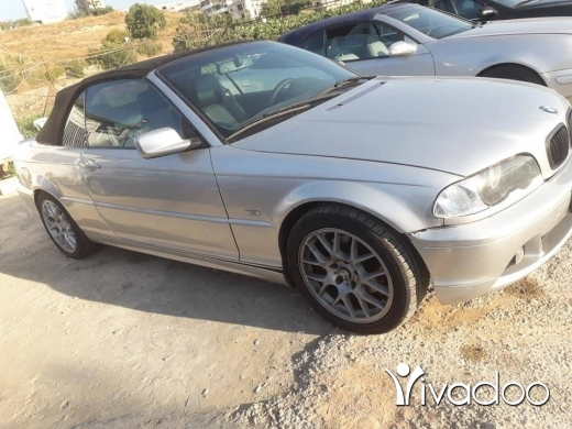 BMW in Port of Beirut - New boy 2001