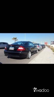 Mercedes-Benz in Borj Hammoud - mercedes clk55 amg supercharger (650hp)
