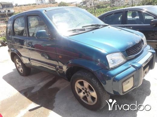 Daihatsu in Beirut City - Daihatshu terios 98