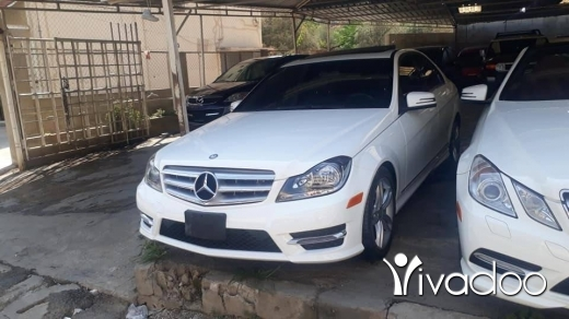 Mercedes-Benz in Halba - c 250 2014