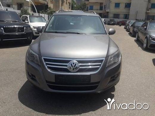 Volkswagen in Beirut City - Volkswagen tiguan 2009