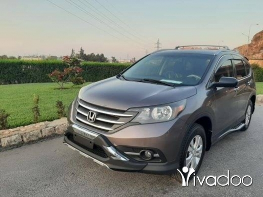 Jeep in Tripoli - Jeep honda crv 4x4 model 2014