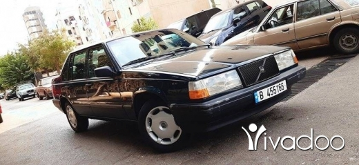 Volvo in Beirut City - Volvo 940 PolaR_فولفو للبيع