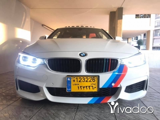 BMW in Beirut City - BMW 428 Model 2014 Clean Carfax for sale