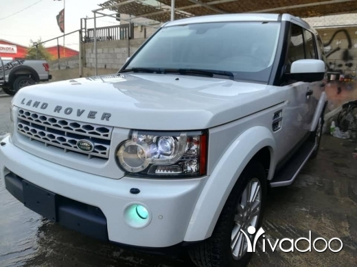 Land Rover in Beirut City - Lr4 clean carfax and full options