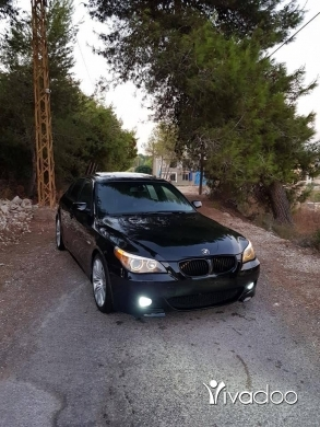 BMW in Beirut City - 530i