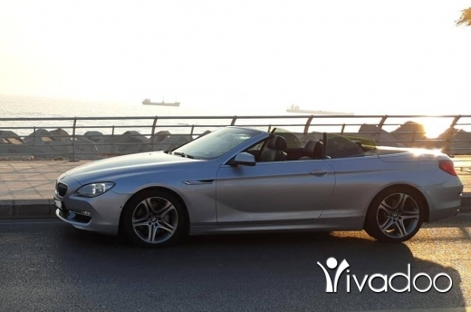 BMW in Beirut City - For sale bmw 650i convertible v8 5.0 twin turbo