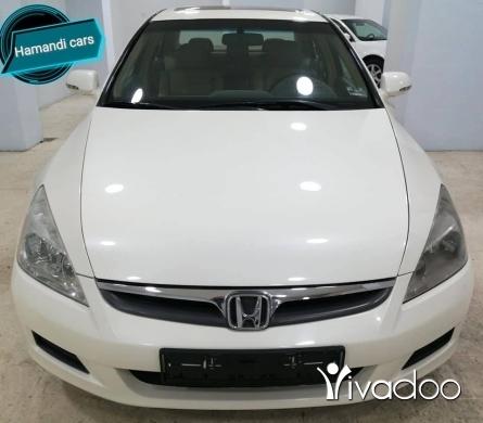 Honda in Beirut City - HONDA ACCORD