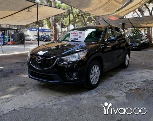 Mazda in Beirut City - Mazda CX5 black 2013 2.0L 4cyl navi