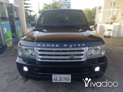 Land Rover in Beirut City - Range rover sports