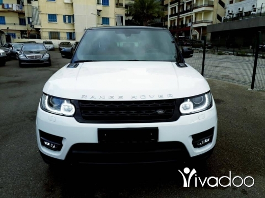 Land Rover in Beirut City - RANGE ROVER SPORT V6