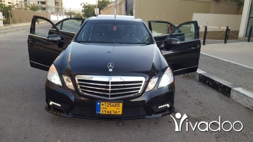 Mercedes-Benz in Beirut City - For sale mercedes E350 modell 2011