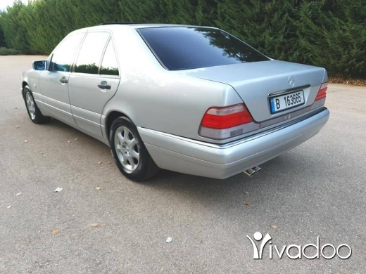 Mercedes-Benz in Kfar Yachit - Mercedes s320 model 1995