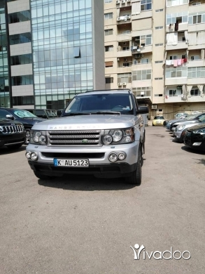 Land Rover in Beirut City - Range super khare2 ba3do cherke 2007