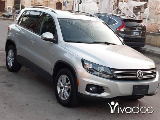 Volkswagen in Beirut City - Tiguan sel 4motion