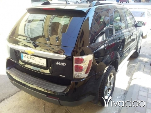 Chevrolet in Beirut City - Chevrolet equinox 2007 6cy انقاض بحاله ممتازه