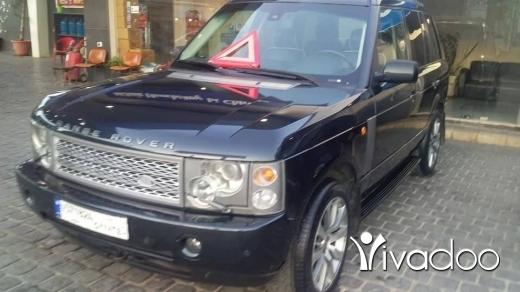 Land Rover in Beirut City - Range rover vogue 2004 بحاله جيده جدا