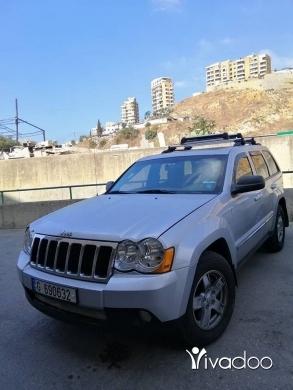 Jeep in Kfar Yachit - Jeep cherokee laredo